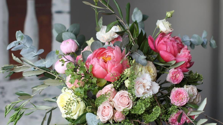 Лучшие цветы для лучшей мамы